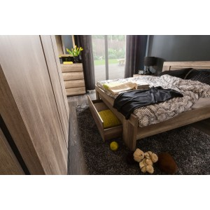 ANTICCA KING SIZE BED