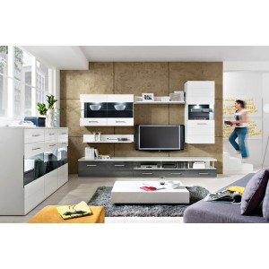 AVILA 3 DRAWER TV CABINET