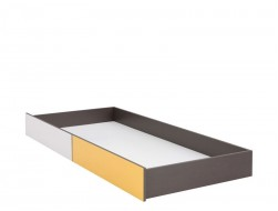 GRAPHIC DRAWER FOR SINGLE BED