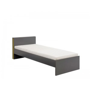 GRAPHIC SINGLE BED