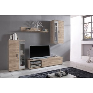 VIRTUS LIVING ROOM WALL UNIT