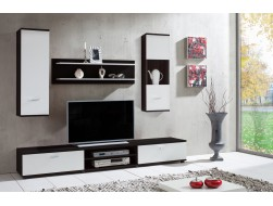 SOLAR LIVING ROOM WALL UNIT