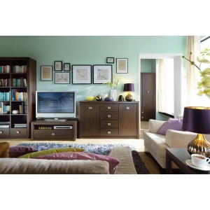 KOEN 1 DRAWER TV CABINET