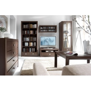 KOEN 2 DRAWER TV CABINET