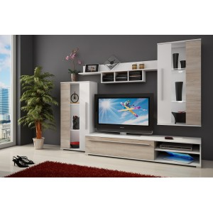 FARO-2 LIVING ROOM WALL UNIT
