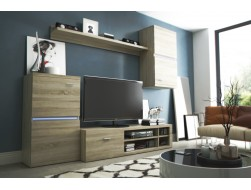 INTEL LIVING ROOM WALL UNIT