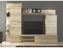 INTRO LIVING ROOM WALL UNIT