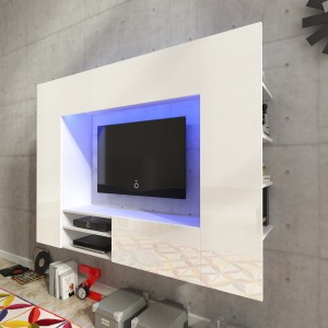 NET MODERN LIVING ROOM WALL UNIT