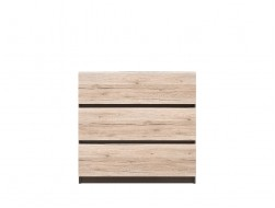 MODEN CHEST OF 3 DRAWERS