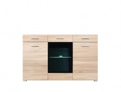 VOUCHER GLAZED SIDEBOARD