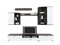 NILSO LIVING ROOM WALL UNIT